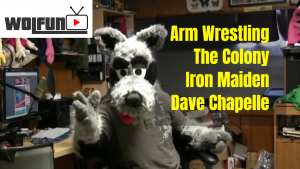 Wolfun - Arm Wrestling The Colony Iron Maiden
