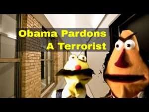 Obama gives Presidential pardon to Terrorist