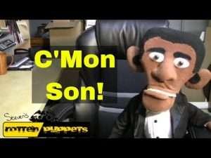 C'mon Son, Presidential Puppet Obama Edition