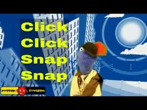 Click Click Snap Snap a rap by Lil' Pupp of Rotten Puppets