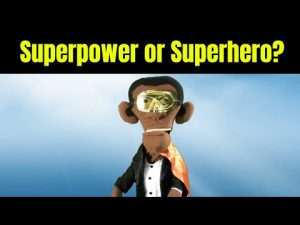 Is the Obama Puppet a Superpower or Superhero? You decide!