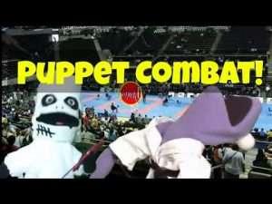 Olympic Games 2008 Presents: Mortal Puppet Combat