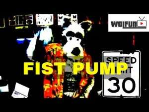 Guido Fist Pump Like A Champ - Wolfun Style