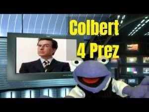 Puppet News Network on Colbert for President