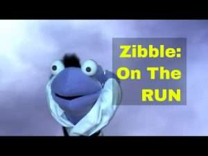Zibble: On the Run from the Puppet Freedom Force
