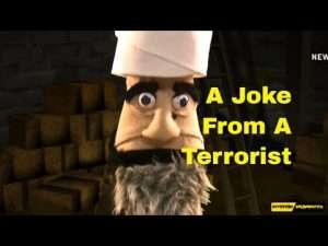 A Joke from a Terrorist